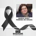Morre na capital do estado, ex-primeira dama Maria Suely