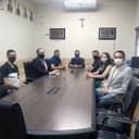 Câmara recebe visita de representantes da 7ª Subseção da OAB/MS