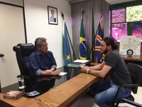 Batayporã articula apoio para por fim a acidentes na baixada do Córrego Esperança